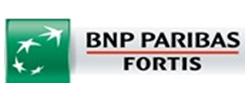 Logo Banque BNP Parisbas Fortis