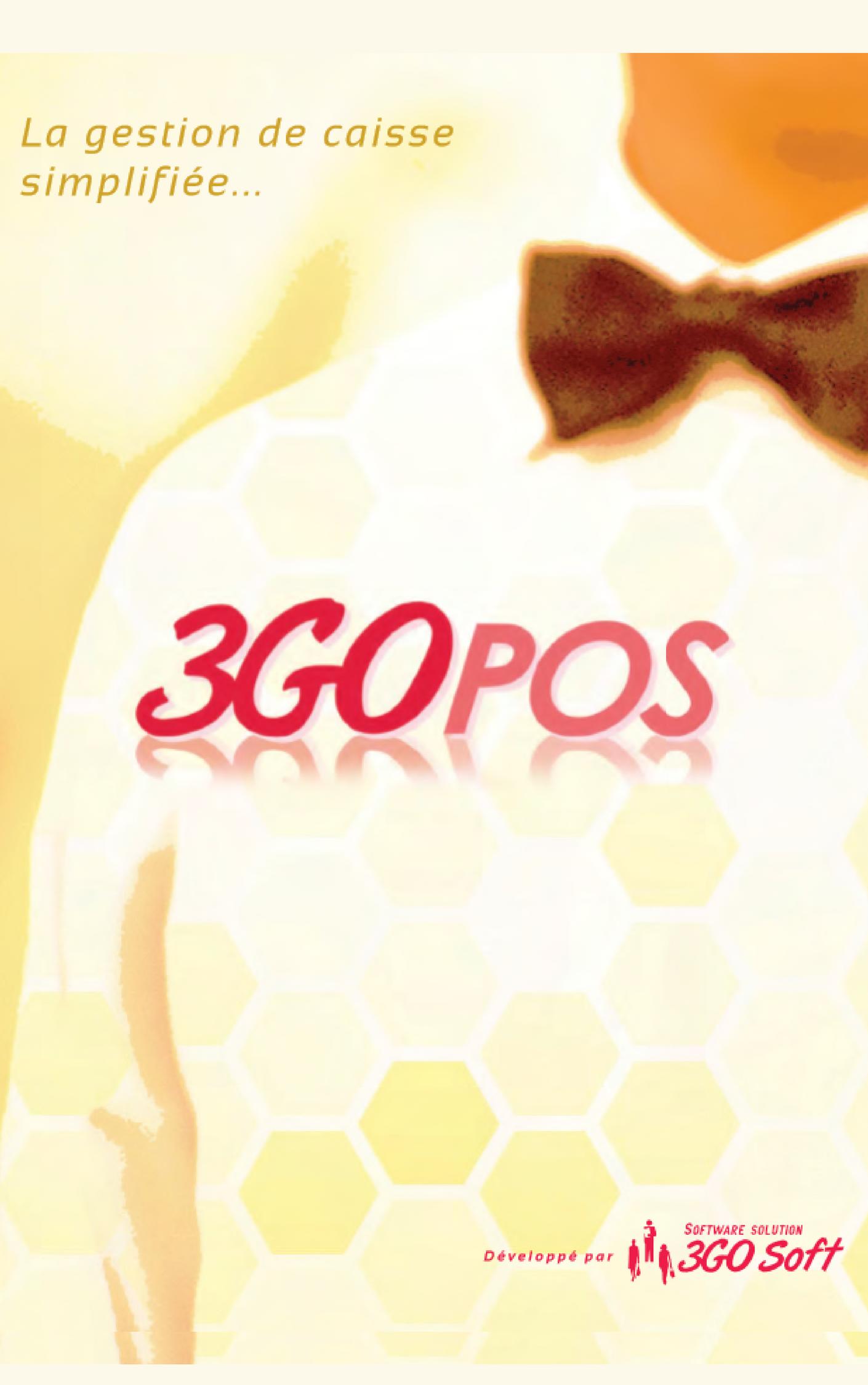 Guide 3GO POS Logiciel de gestion de caisse
