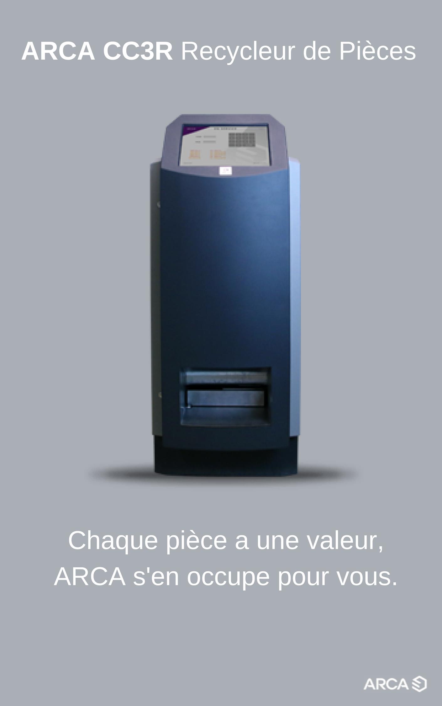 Guide ARCA CC3R Recycleur de Pièces