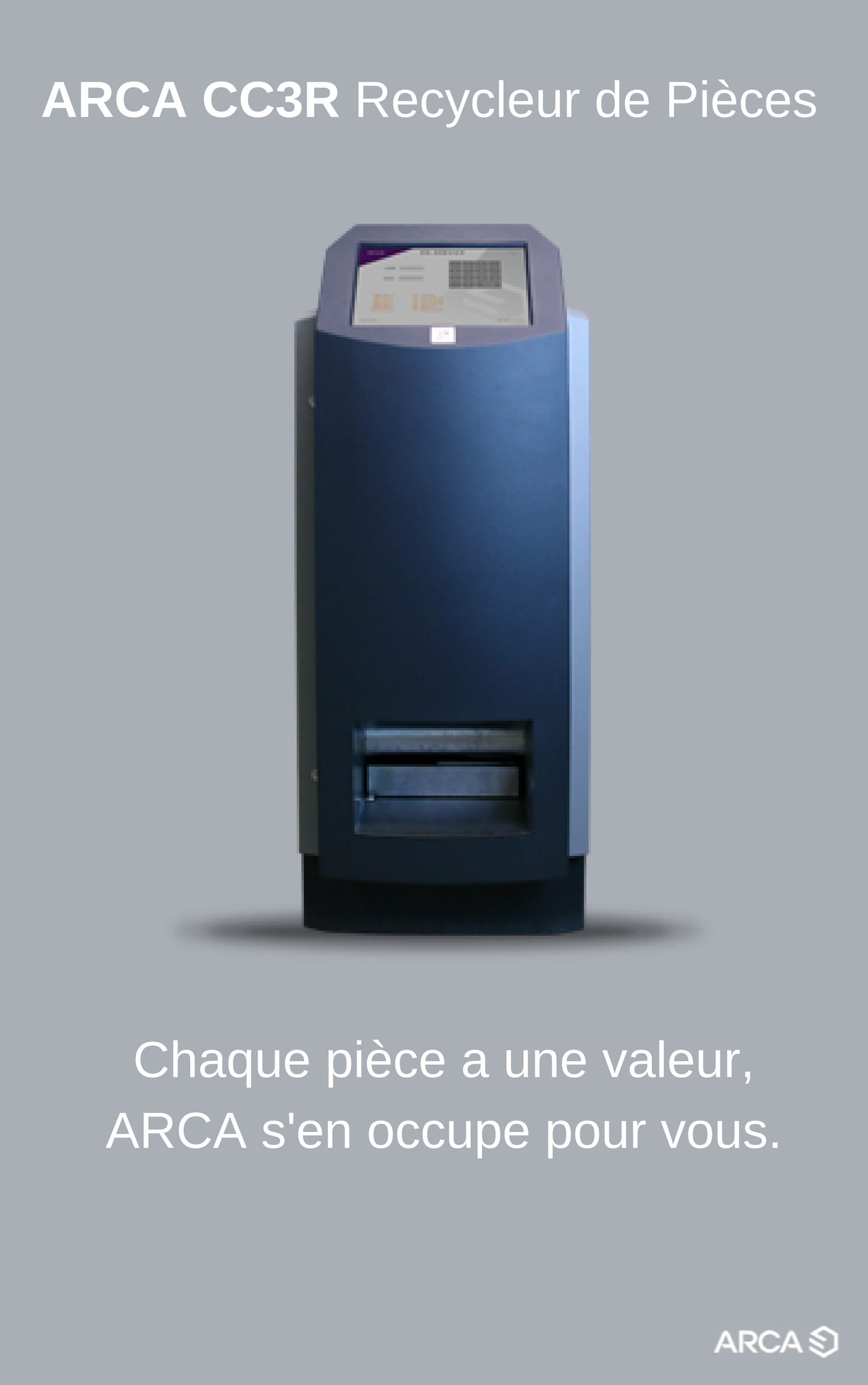 Brochure ARCA CC3R Recycleur de Pièces