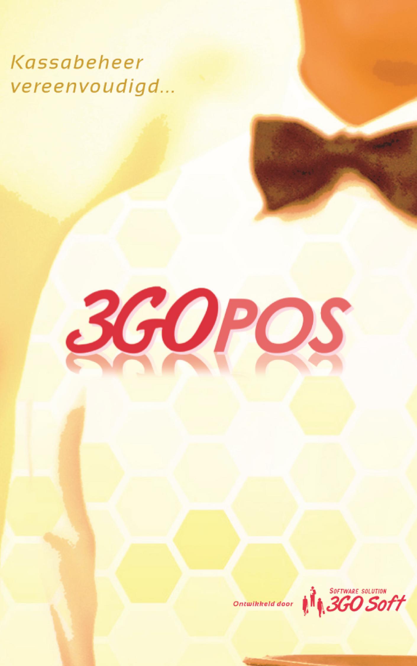 Brochure 3GO POS Logiciel de gestion de caisse