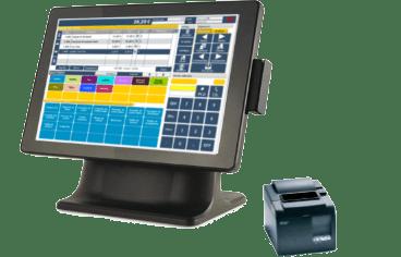 Logiciel de caisse 3GO SOFT & imprimante